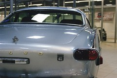 Classic Volvo Cars (Analog World Thru My Lenses) Tags: classic cars sport volvo pv544 yashicafx3super2000 1800e fujifilmsuperiaxtra400exp yashica2880mm