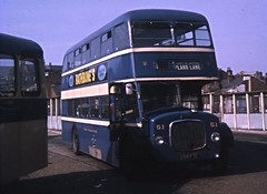 224FTC (21c101) Tags: 1969 1958 dennis leigh busstation 61 eastlancs rathbones loline planklane 224ftc