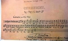 Buon divertimento (alessio_bacci) Tags: musica canone cherubini spartito