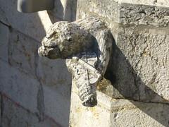 Lisbon (michael kogan) Tags: architecture stonework medieval chimera