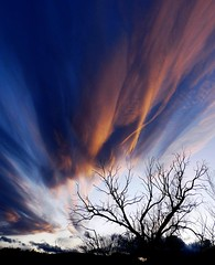 """Sunset Voodoo Blues (Ph0tomas) Tags: sunset sky newmexico clouds landscape lumix 1001nights socorro """"flickraward"""" updatecollection ucreleased"""