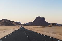 djanet 1 (Chakib.T) Tags: sky sun sahara nature colors landscape algeria sand nikon desert touareg djanet