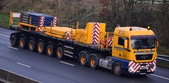 PN09DVC  Ainscough, Standish (highlandreiver) Tags: man truck wagon transport lorry cumbria heavy carlisle m6 dvc standish haulage ainscough wreay pn09 pn09dvc