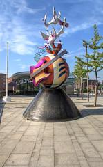 0212 (ElitePhotobox2) Tags: luminance hdr krita peace earth sculpture john lennon liverpool art monument beatles