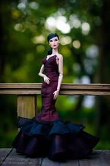 "Elyse Jolie ""J'Adore La Fête"". (Glimmer O'Bright) Tags: elyse jolie elysejolie lafete jadore integrity collectibledoll jadorelafete fashionroyalty"