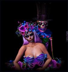 --  Dia De Los Muertos  -- (AnastasiaBergbahn) Tags: dia de los muertos second life slselfies lumipro