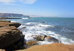 IMG_1378 Paracas, Peru (suebmtl) Tags: peru ica reservanacionalparacas paracasnationalreserve landscape seascape scenic desert rocks coast shoreline pacific
