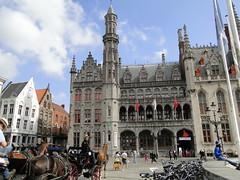 Provincial Court of Bruges (Joop van Meer) Tags: bruges brugge 2016 grotemarkt provinciaalhof