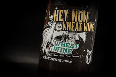 DSC05221 (Browarnicy.pl) Tags: piwo bier beer heynow wheatwine