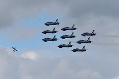 DSC_5553 (sauliusjulius) Tags: nato days ostrava 2016 czech air force september 17  18 leos janacek airport osr lkmt frecce tricolori 313 gruppo addestramento acrobatico aermacchi mb339