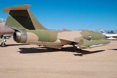 DSC_8768 (Colin N Wells) Tags: 571323 f104starfighter f104dstarfighter military unitedstates