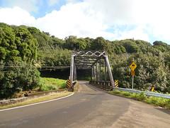The Hanalei River Bridge (jimmywayne) Tags: hanalei kauai kauaicounty hawaii hanaleivalley bridge hanaleiriver