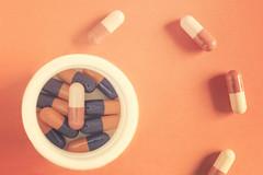 Metamorphosis (cazadordesueos) Tags: pill capsules healh medicine creative mindgame stilllife colorful pastillas capsulas creatividad macro