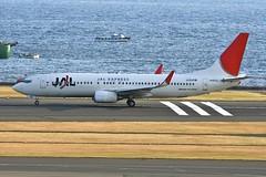 JA322J Boeing B738 HND 02Dec2012 (Citation Ten) Tags: ja322j b738 jal hnd