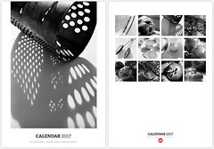 """Kitchen Art"" calendar 2017 (Janine Paris) Tags: stilllife blackwhite monochrome fruit vegetables utensils everydayobjects tea teacups film fineart food calendars domesticart 2017"