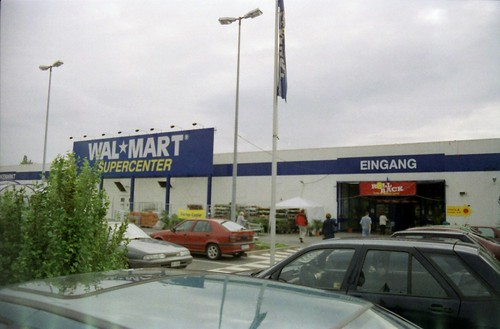 German Wal-Mart