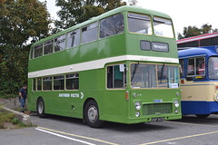 Southern Vectis 621 OSF307G (Will Swain) Tags: newport quay during isle wight buses beers walks weekend 14th october 2016 south southern island heritage preserved bus transport travel uk britain vehicle vehicles county country england english vectis 621 osf307g