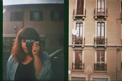 (morganalogica) Tags: dianamini lomography selfie analogicphotography analogicphoto analogphoto monza italy lomographydianamini