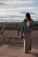 Catching the sunlight (JessTheGinger) Tags: model lancaster uk england pretty beautiful lancashire modelling amateur shoot