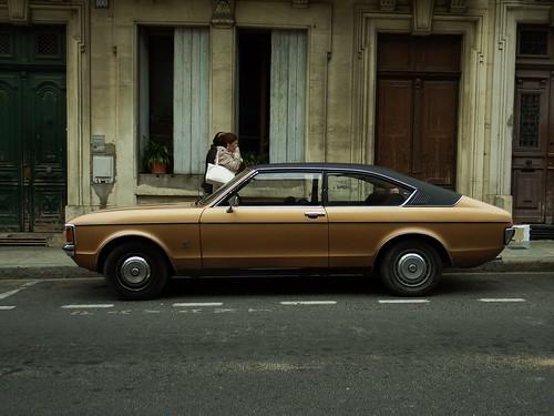 Ford Granada MkI Coupé 2.0L Béziers 22-10-16b