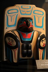 Raven (demeeschter) Tags: canada yukon territory teslin lake town heritage center native american tlingit historical museum art attraction