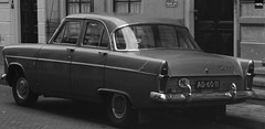 AD-60-11 (kentekenman) Tags: ford zephyr sc1