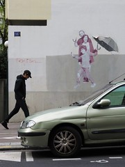/ Paris - 21 oct 2016 (Ferdinand 'Ferre' Feys) Tags: paris france streetart artdelarue graffitiart graffiti graff urbanart urbanarte arteurbano pasteup wheatpaste ferdinandfeys