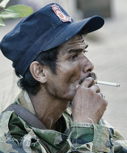 Retrato - Camboya