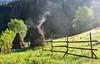 Smoky hay stacks (a.claudiu.d) Tags: anies ro romania bistritanasaud