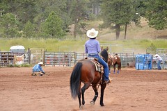 Ute Trail Stampede Rodeo (benphotos87) Tags: rodeo horse cowboy cowgirl colorado woodlandpark