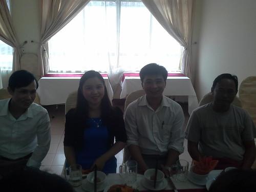 """VIỆN ĐÓN  Đoàn công tác của Giám đốc Đại học Nakhon Phanom đến thăm và ký văn bản hợp tác • <a style=""""font-size:0.8em;"""" href=""""http://www.flickr.com/photos/145755462@N06/30828506972/"""" target=""""_blank"""">View on Flickr</a>"""