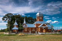 Orthodox Church in Zubacze