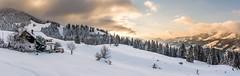 Allgu, Germany (ingoal18) Tags: allgu allgaeu germany deutschland 1100m berge mountains beautiful light lightroom panorama panoramic view d7100 nikkor 18140mm hills sunset sunrise sonnenuntergang sonnenaufgang sun sonne snow schnee brenfalle alpsee immenstadt