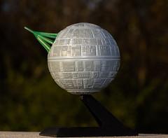Death Star (atari_warlord) Tags: battlestation deathstar hasbro rogueone starwars titanium