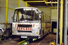 B0935D Excelsior DT YPR300T Bournemouth 9 Aug 83 (Dave58282) Tags: bus dt excelsior ypr300t