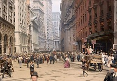 #New York in the early 1900s. [728503][Colourized] #history #retro #vintage #dh #HistoryPorn http://ift.tt/2fBj5US (Histolines) Tags: histolines history timeline retro vinatage new york early 1900s 728503colourized vintage dh historyporn httpifttt2fbj5us