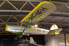 Private --- Auster J.1 Autocrat Mk.5 --- PH-NFH (Drinu C) Tags: adrianciliaphotography sony dsc hx100v ley ehle plane aircraft aviation lelystad aviodrome private auster j1 autocrat mk5 phnfh