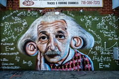 Sipros mural - Bushwick, Brooklyn (john fullard) Tags: 2016 brooklyn bushwick einstein fujixpro1 graffiti mural newyork october sipros streetart paint wall bushwickcollective