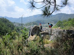 ROCK CLIMBING (PINOY PHOTOGRAPHER) Tags: sagada mountain province rock climbing cordillera luzon philippines asia world