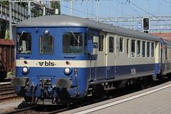 BLS BDt 941 (The Transport Dictator) Tags: bls bdt 941 train rail zug bahn sbb steuerwagen