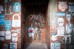 (th3butcherofbilbao) Tags: leica 28mm apoqualia melbourne street art nick hinder