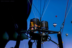 Balloon Fiesta 2016 | Burners | Morning Ascension, 07:35AM (Facundity) Tags: albuquerqueinternationalballoonfiesta aibf balloonfiesta2016 balloonfiestapark newmexico hotairballoons morningascension morning naturallight eventphotography burners canon5dmkiv ef70200mmf4lisusm