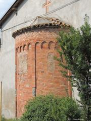 La Rotonda e la Chiesa di SantElena in Sacerno (Paolo Bonassin) Tags: italy churches emiliaromagna chiese santuari calderaradireno sacerno