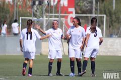Sevilla Femenino - Hispalis 005 (VAVEL Espaa (www.vavel.com)) Tags: futbolfemenino hispalis futfem segundadivisionfemenina sevillavavel sevillafemenino juanignaciolechuga futbolfemeninovavel cdhispalis sevillafcfemenino