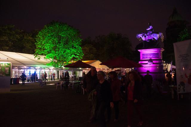 Book Festival evenings