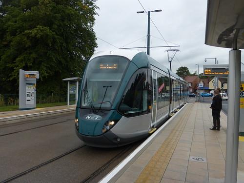 Nottingham Express Transit (Phase 2) - Tram 231
