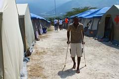 haiti_13 (( Voice Nature. )) Tags: tents haiti earthquake naturaldisaster hti idps physicallydisabled internallydisplaced fondparisien bjorgvinsson northamericaandthecaribbean
