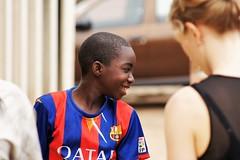 Bara (zcarlos[  ]unroyal) Tags: barcelona africa kid criana bara ilha visca luanda