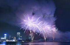Firework in Hong Kong (crystalchan777) Tags: world longexposure nightphotography beautiful festival hongkong amazing awesome firework nightsky nightview colourful lightsexposure