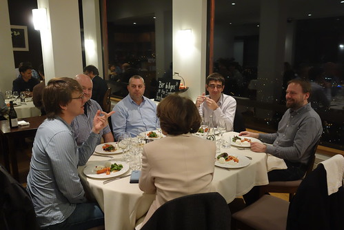 EPIC Workshop at SOFRADIR 2015 (Dinner) (3)